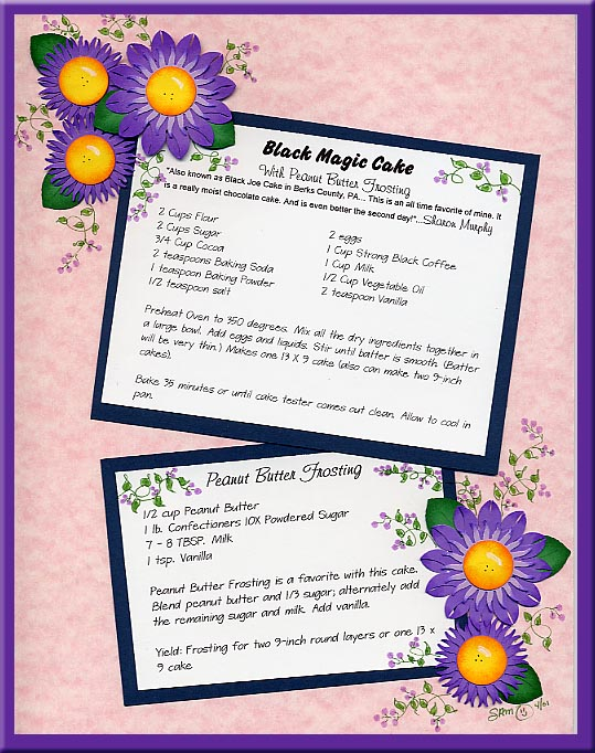recipe for purple punch